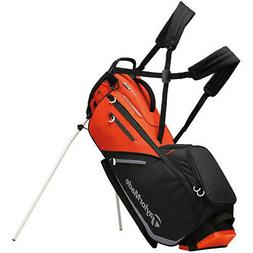 NEW IN BOX TM19 TAYLORMADE FLEX TECH STAND GOLF BAG BLOOD OR
