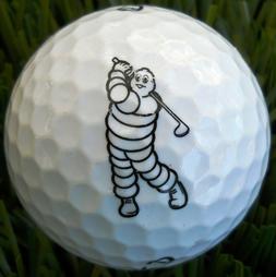 New Logo Callaway Golf Ball    Michelin Tire Man