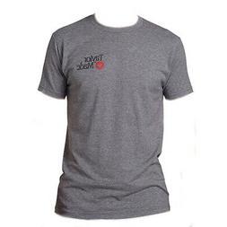 new originals graphite heather golf t shirt
