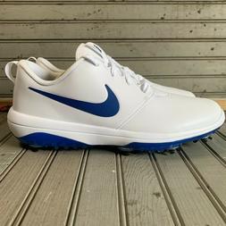 New Nike Roshe G Tour Golf Shoes Indigo Blue Waterproof AR55