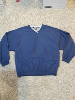 NEW WHITE BEAR Clothing Co. Men's 4XLT Golf Microfiber Pullo