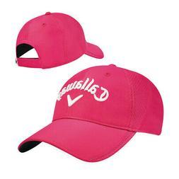 New Women's Callaway Golf Sportlite Adjustable Cap LIGHT WEI