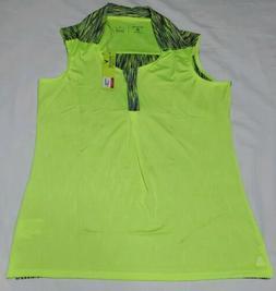 new women s sleeveless electra golf polo
