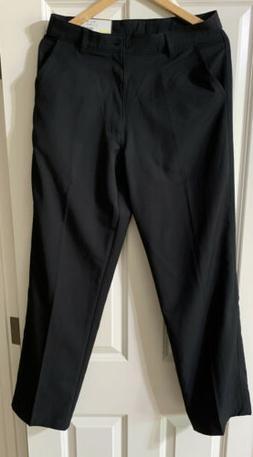NWT New Men's Clothing: Champion DuoDry 32x30 Black Golf Pan