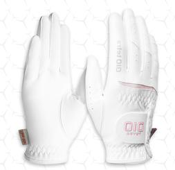 OIO Tetra Patented Material Spider Grip Women's Golf Gloves