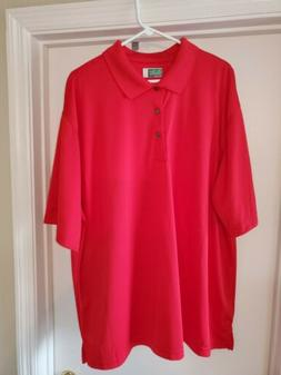 Ben Hogan Performance  Mens 3XL Polo Shirt Short Sleeve Golf