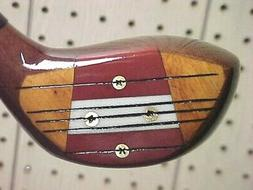 PERSIMMON Grenelefe 69NTJ2 Wood Driver Golf Club w Stiff Ste