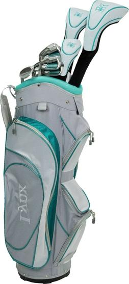 Lynx Power Tune Women's Complete 11-Piece Golf Club Set with