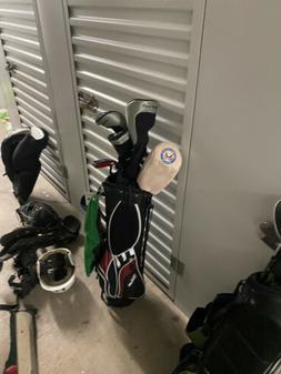 Confidence Golf  Power V3 Club Set & Stand Bag