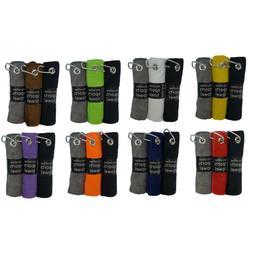 Premium Microfiber Golf Towels  Variety Mix Eight Color Comb