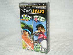 PSP Dual Pack Hot Shots GOLF: Open Tee + Hot Shots TENNIS: G