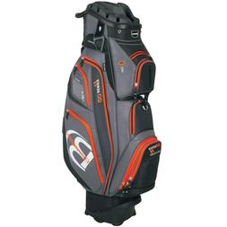 Bennington QO-14 Quiet Organizer Cart Bag, Brand New - Gray