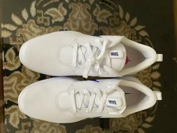 Nike Roshe G Tour Golf Shoes Pure Platinum Waterproof AR5580