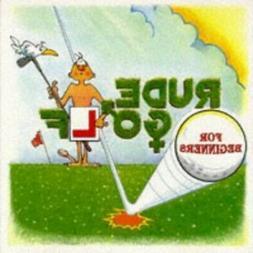 Rude Golf for Beginners by Arnett, Leslie Paperback Book The