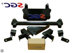 "SGC 4"" BLOCK LIFT KIT FOR YAMAHA GOLF CART G29 DRIVE MODEL"