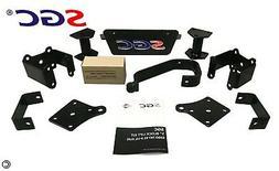 "SGC 5"" Block Lift Kit for EZGO Golf Cart 2001.5 - 2013 Elect"