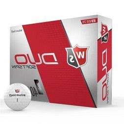 Wilson Staff Duo Soft Spin Golf Balls