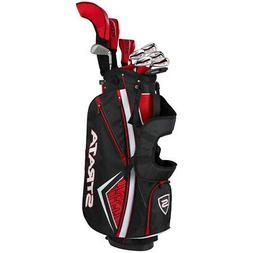 Callaway Strata Plus 14 Piece Golf Set Steel - Choose Set Op