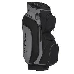 TaylorMade Supreme Cart Golf Bag Gray Dark/Black - New 2020