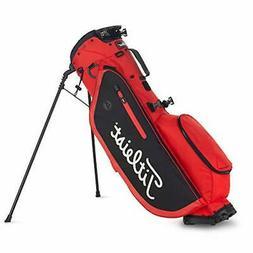 Titleist Players 4 Golf Bag Red / Black