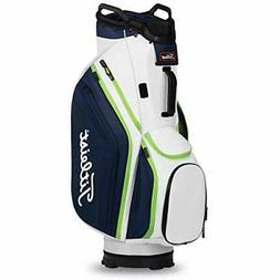 Titleist Players 4 StaDry Stand Bag White/Navy/Apple