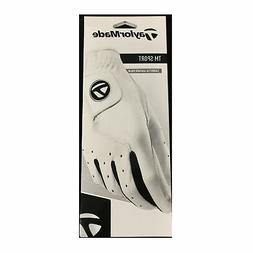 TaylorMade TM Sport Cabretta Leather Palm White Golf Glove -