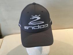 Cobra Unisex Hat Golf Baseball Baffler AMP Gray White Pro to