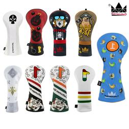 US Craftsman Driver Head Covers for Golf 460cc Clubs Callawa