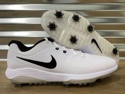 Nike Vapor Pro Golf Shoes White Black Lunarlon SZ