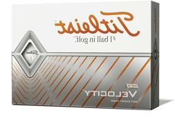 Titleist Velocity Golf Balls T8025S