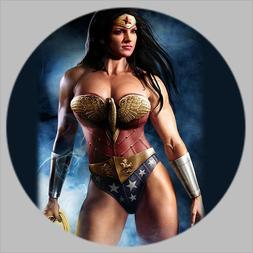 GOLF / Wonder Woman Babe Golf Ball Marker New!!